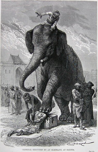 Criminal_executed_by_an_elephant,